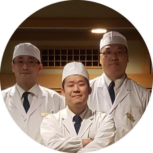 川村 卓(カワムラ タク)本間 将志(ホンマ マサシ)足立 貴大(アダチ タカヒロ)